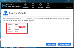 activation key for malwarebytes 2015